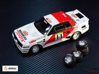 BEE24011 Toyota Celica TA64 Gr B  Portugal Rally Plastic Kit