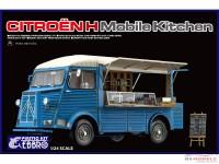 EBR25008 Citroën Type H  Mobile kitchen Plastic Kit