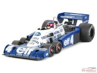 TAM20053 Tyrrell P34 Six Wheeler 1977 Monaco GP Plastic Kit