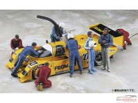 HAS20295 Racing Figures set Limited Edition Plastic Kit
