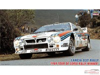 HAS25030 Lancia 037 Rally Tour de Corse 1984 Plastic Kit