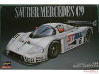 HASCC-12 Sauber Mercedes C9  Sport Technik  #61 / 62 Plastic Kit