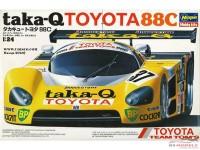 HASCC-4 Toyota 88-C   Taka-Q  #37 Plastic Kit