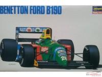 HASCF-10 Bennetton Ford B190 Plastic Kit