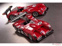 LMM124031 Panoz LMP Roadster-S  #11 / 12  Le Mans 2000 Multimedia Kit