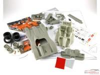 LMM124031 Panoz LMP Roadster-S  #11 / 12  Le Mans 2000 Multimedia Kit