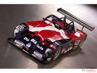 LMM124033 Panoz LMP Roadster-S   Den Bla Avis  #10 Multimedia Kit