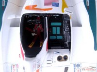 LMM124048 Audi R8 Champion #3  Le Mans 2001 Multimedia Kit
