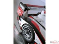 LMM124077 Audi R8 Casio  #5  Winner Le Mans 2004 Multimedia Kit