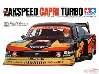 TAM24014 Ford Capri Gr5 Plastic Kit