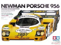 TAM24049 Porsche 956 New Man #7  winner LM 1984 Plastic Kit