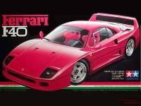 TAM24077 Ferrari F40 Plastic Kit