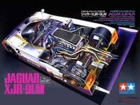 TAM24084 Jaguar XJR-9LM Plastic Kit