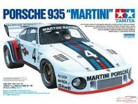 TAM24311 Porsche 935 Martini Plastic Kit
