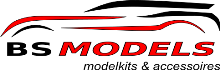 BS Models Modelkits & Accessoires Logo