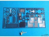 TK24442 Mitsubishi Lancer Evo4 photoetch set ( For HAS) Etched metal Accessoires