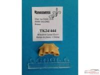 TK24444 Light Pod for Mitsubishi Lancer Evo4 Resin Accessoires