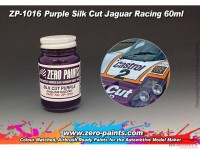 ZP1016 Silk Cut Purple Jaguar Racing  paint 60 ml Paint Material