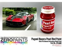 ZP1440 Pagani Huayra Pearl Red paint 60 ml Paint Material