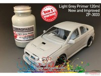 ZP3033 Light Grey Primer  airbrush ready