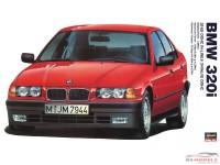 HAS20313 BMW 320i German Saloon Plastic Kit