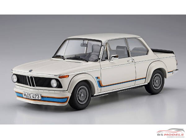 HAS21124 BMW 2002 Turbo Plastic Kit