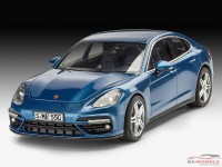REV07034 Porsche Panamera Turbo Plastic Kit
