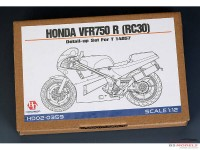 HD020359 Honda VFR750 R (RC30)  detail set  (For TAM) Multimedia Accessoires