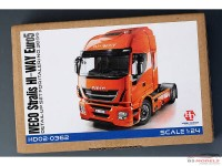 HD020362 Iveco Stralis HI-WAY Euro5 detail set (For ITA 3899) Multimedia Accessoires