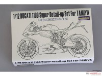 HD030330 Ducati 1199 Super detail set  (For TAM) Multimedia Accessoires