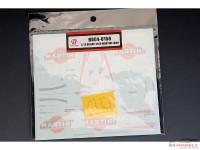 HD040150 Ducati 1199 Martini logo Waterslide decal Decal