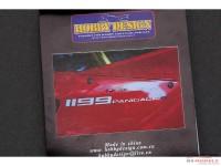 HD070077 1.0 mm rivets  (for Ducati 1199) Multimedia Accessoires