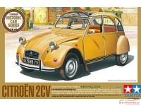 "TAM25415 Citroën 2CV   ""Historic car serie""  limited Plastic Kit"