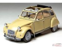 "TAM25415 Citroën 2CV   ""Historic car serie""  limited Plastic Kit"