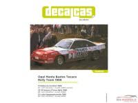 DCLDEC013 Opel Manta GrB Bastos Colsoul / Lopez  #3