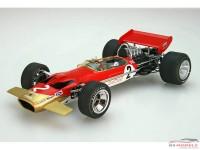 EBR20005 Lotus Type 49B 1969 Multimedia Kit
