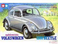 TAM24136 Tamiya Volkswagen VW 1300 Beetle Plastic Kit
