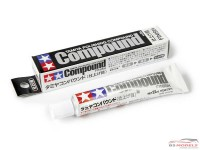 "TAM87070 Tamiya Polishing compound   ""FINISH"" Multimedia Material"