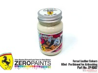 "ZP1007-6 Ferrari Leather colour ""Sabbia""  60ml Paint Material"