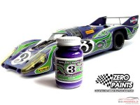 ZP1019 Porsche 917 Purple Hippie (Psychedelic Martini racing team) paint 60ml Paint Material