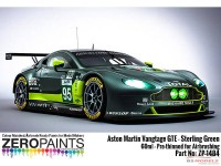 ZP1484 Aston Martin Vantage GTE - Sterling green paint 60ml Paint Material