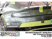 ZP1484 Aston Martin Vantage GTE - Sterling green paint 60ml Paint Material