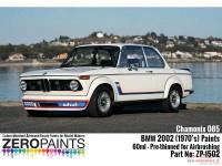 """ZP1502-85 BMW 2002 (1970's) """"Chamonix"""" paint 60ml Paint Material"""