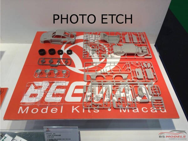 BEE24015UP Porsche 935K2  DRM 1977  detail up set Multimedia Accessoires