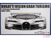 AM020001 Bugatti Vision GT Multimedia Kit
