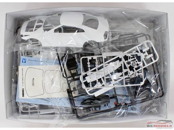AOS054031 Nissan LB Works R35 GT-R  vers 2  *LibertyWalk* Plastic Kit