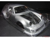 FUJ126494 Porsche 911 carrera RSR Turbo  #9 Watkins Glen 1974 Plastic Kit