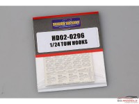 HD020296 Tow Hooks Multimedia Accessoires