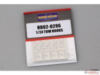 HD020296 Tow Hooks Multimedia Accessoires
