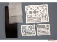 HD020368 BMW M3 (E30) '91 Deutschland detail set (PE+metal parts+resin) For Beemax Multimedia Accessoires